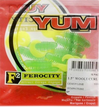 Yum Woolly Curltail