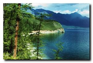 Таблица крупнейших озер России