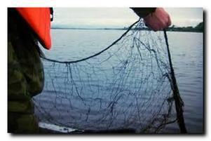 Правил рыболовства в отдельных регионах РФ, ловли сетевыми орудиями