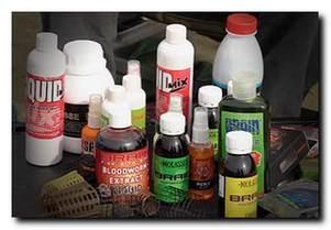 Бустеры, дипы, жидкие аминокислотные комплексы в карповой ловле