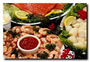 Закуски и салаты из рыбы
